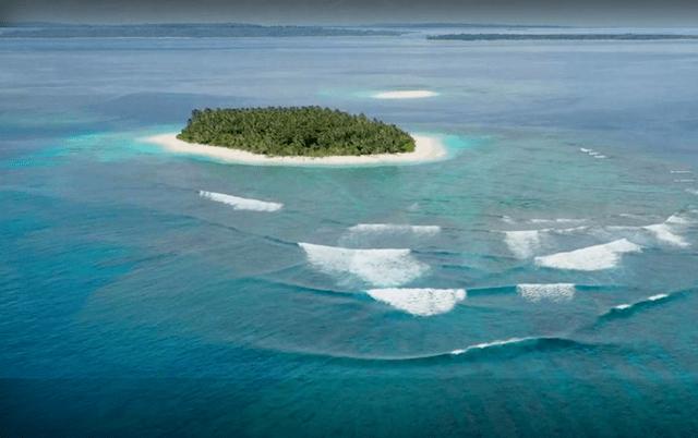 Penjualan Pulau